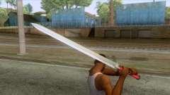 Traditional Chinese Sword v2 para GTA San Andreas