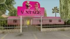 Novo clube de strip em Bone County para GTA San Andreas