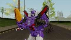 Transformers G1 Galvatron para GTA San Andreas