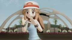 Pokemon FRLG - Leaf para GTA San Andreas