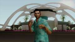Tommy Vercetti Skin HQ para GTA San Andreas