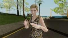 Maria Kane From Just Cause 2 para GTA San Andreas