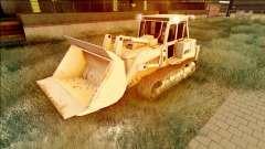 HVY Bulldozer GTA V Next Gen SA Lights