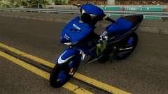 MX King 150 Movistar para GTA San Andreas