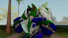 Transformers Acid Storm Skin Mod