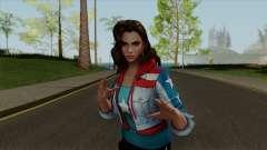 Marvel Future Fight - America Chavez para GTA San Andreas
