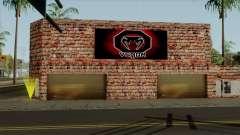 Venum Gym para GTA San Andreas