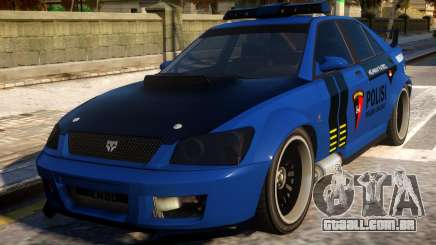 All New Karin Sultan Indonesia Police para GTA 4
