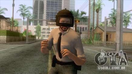 GTA Online - PUBG Stile Skin para GTA San Andreas