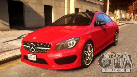 2014 Mercedes-Benz CLA260 v1.1 para GTA 4