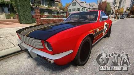 Dewbauchee Rapid GT Classic para GTA 4