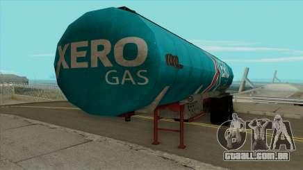 GTA IV Tanker Trailers para GTA San Andreas