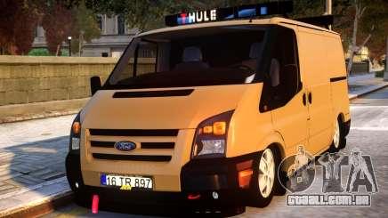 Ford Transit TUNING para GTA 4