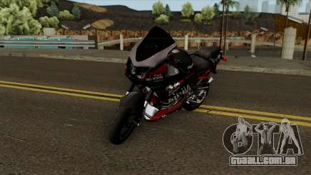 Kawasaki Ninja 250 R para GTA San Andreas