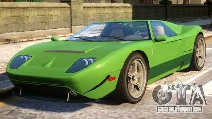 Bullet IV para GTA 4