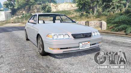 Toyota Mark II Grande (JZX100) v1.1 [replace] para GTA 5