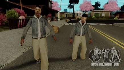 The Walking Dead para GTA San Andreas