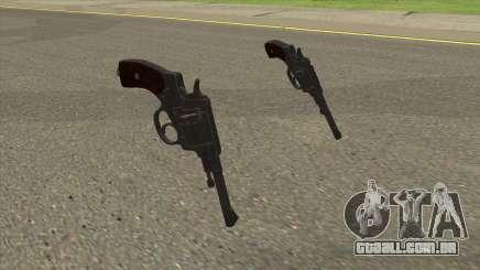 PUBG Nagant M1895 para GTA San Andreas