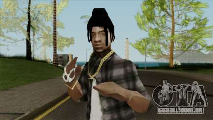 New private fam2 para GTA San Andreas