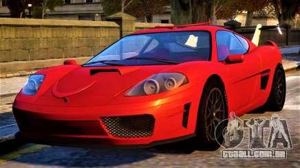 Turismo V.4 para GTA 4