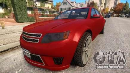 Cheval Fugitive para GTA 4