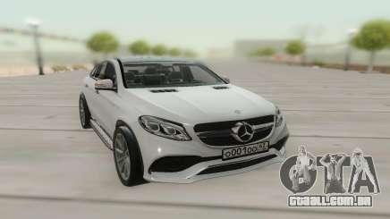 Mersedes-Benz GLE63 para GTA San Andreas