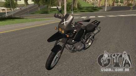 Pubg Bike IMVEHFT para GTA San Andreas