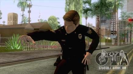 New Policeman para GTA San Andreas