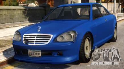 Mercedes-Benz Schafter Conversion para GTA 4