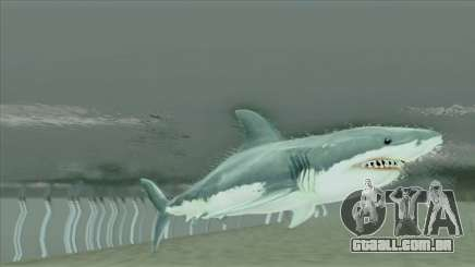 Shark Santa Maria para GTA San Andreas