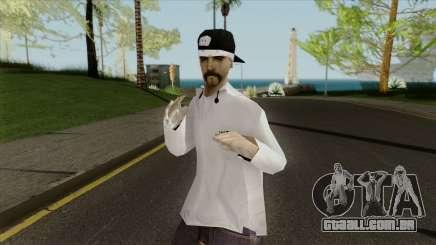 New white vla2 para GTA San Andreas