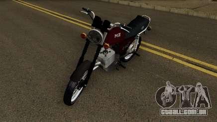 MZ ETZ 150 para GTA San Andreas