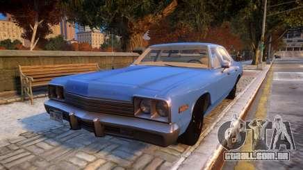1974 Dodge Monaco para GTA 4