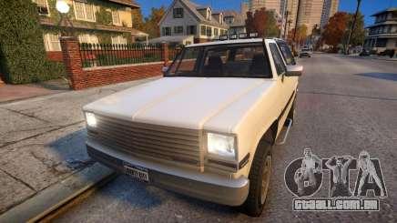 Demasse Rancher 2Door SUV para GTA 4