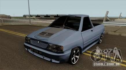 KIA Pride Pickup Classic para GTA San Andreas