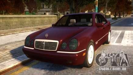 Mercedes-Benz E420 para GTA 4
