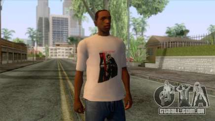 Star Wars - Captain Phasma T-Shirt para GTA San Andreas