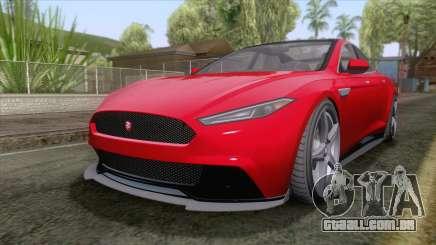 GTA 5 - Coil Raiden IVF para GTA San Andreas