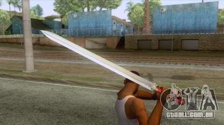 Traditional Chinese Sword v2 para GTA San Andreas