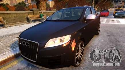 Audi Q7 V12 TDI 2009 Baku Style (fix parameters) para GTA 4