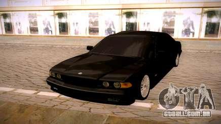 BMW 750 para GTA San Andreas