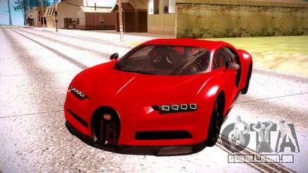 Bugatti Chiron Sport para GTA San Andreas
