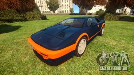 Ocelot Ardent Turbo para GTA 4