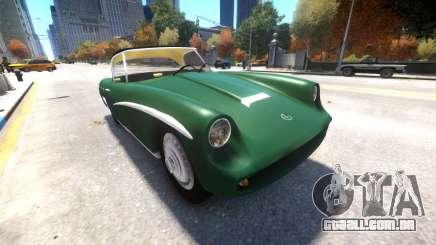 1960 FSO Syrena Sport para GTA 4