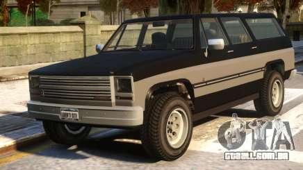 Declasse Rancher XL para GTA 4