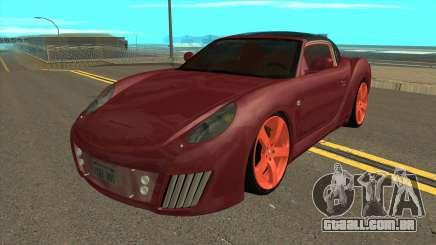 Rinspeed zaZen Concept 2006 IVF para GTA San Andreas