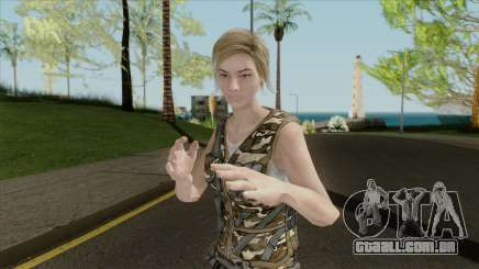 Maria Kane From Just Cause 2 para GTA San Andreas