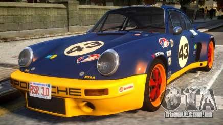 1974 Porsche 911 para GTA 4