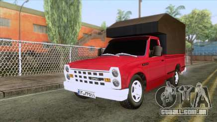 Nissan Junior 1998 Pickup para GTA San Andreas