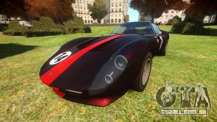 Grotti Stinger GT V1.1 para GTA 4